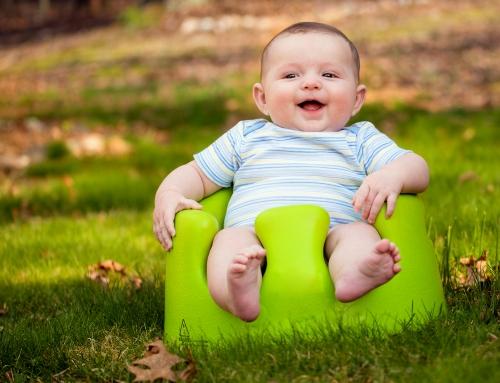 Jolly Jumper, exerciseurs et chaise Bumbo, qu'en est-il de ces accessoires pour bébé ?