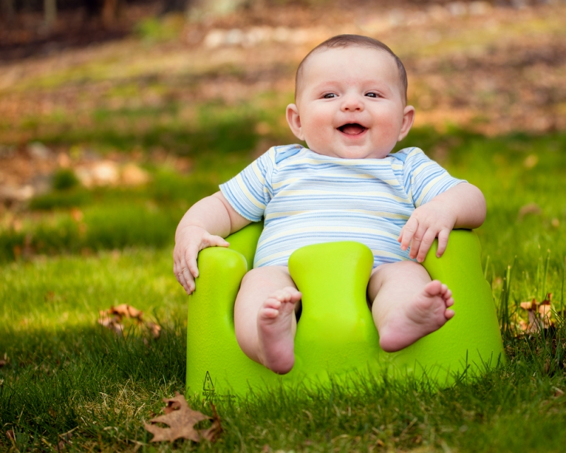 Baby and osteopathy