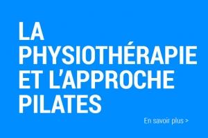 Physiothérapie avec l'approche Pilates sur appareils.