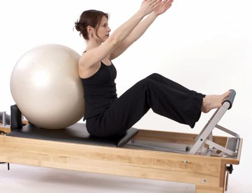 Pilates exercice & equipment