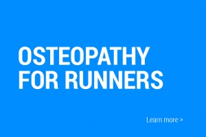 osteopathy for runners
