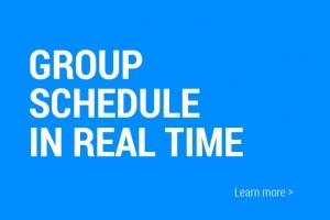 Pilates group class schedule