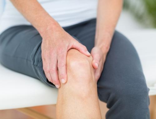 Les problèmes du genou et l'ostéopathie