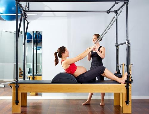 Amélioration de la posture chez la femme enceinte