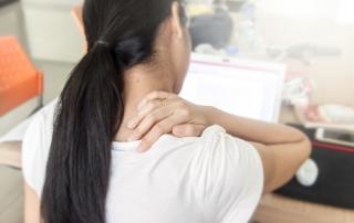 Posture au travail et douleurs