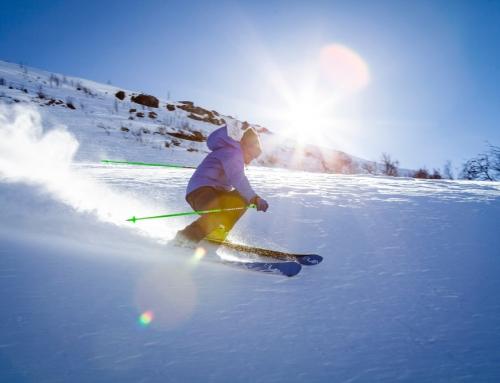 Ski et physiothérapie
